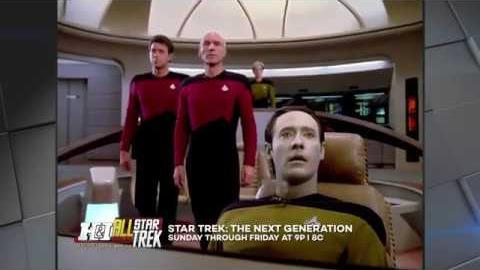 Star Trek: The Next Generation - Sunday Through Friday