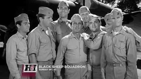 Black Sheep Squadron - Sundays