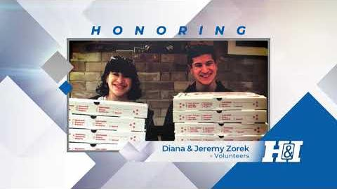 Real Heroes: Jeremy and Diana Zorek