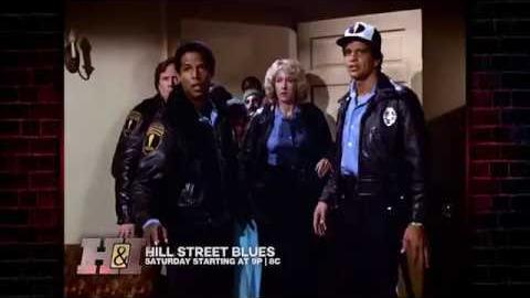 Hill Street Blues - Saturdays