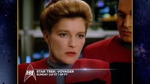 Star Trek: Voyager - Sundays