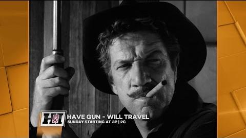 Have Gun - Will Travel - Sundays