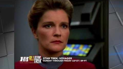 Star Trek: Voyager - Sunday Through Friday