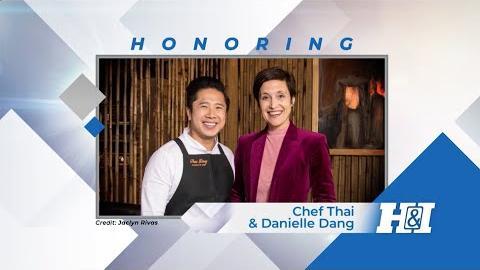 Real Heroes: Thai & Danielle Dang