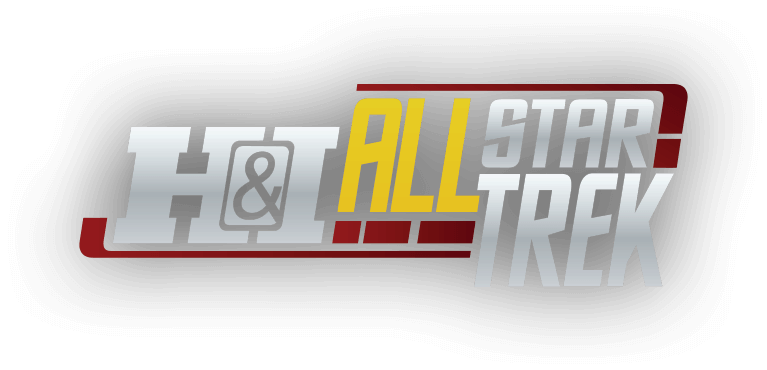 Heroes and icons all star trek